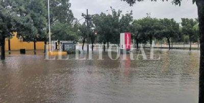 Pilar: mejora la situación pero reiteran el problema de la falta de obras hídricas