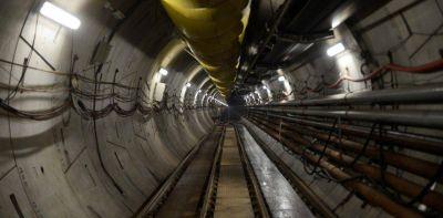 Terminaron un túnel de 12 kilómetros que será clave para sanear el Riachuelo