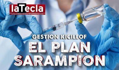 El plan sarampión