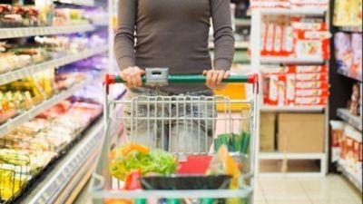 La canasta alimentaria registró el mayor salto del año