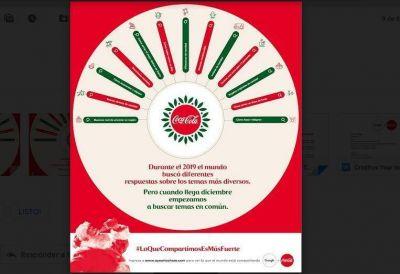 Coca-Cola y Ogilvy dan lección de creatividad con esta campaña navideña