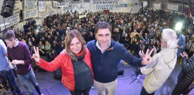 El kirchnerismo arrancó con los alineamientos y el Encuentro Peronista optó por Saintout