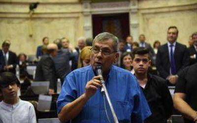 Diputados suplentes por la Provincia asumieron por nuevos funcionarios y hay dos bancas judicializadas