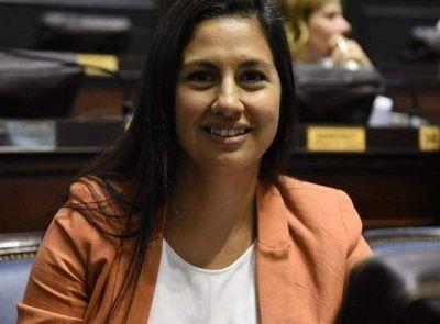 Récord: Débora Indarte presentó más de 50 proyectos en su primer día como diputada