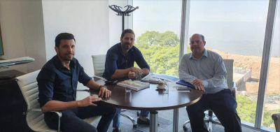 Aeronavegantes se reunió con el nuevo Presidente de Aerolíneas Argentinas