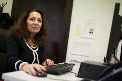Cristina Caamaño, candidata a liderar la AFI
