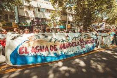 Polémica en Mendoza por una nueva ley de Minería