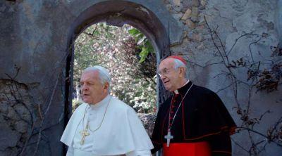 """Película """"Los dos Papas"""" no representa a Francisco y Benedicto XVI, señalan críticos"""