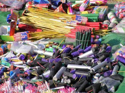 Prohíben la fabricación, venta y uso de pirotecnia sonora en el distrito