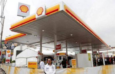 Shell reconoce amortización de hasta 2.300 mln dlr por débil panorama económico