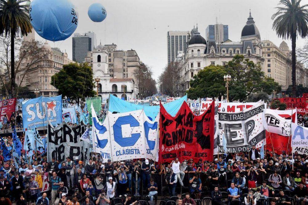 Es oficial: se lanza la Unión de Trabajadores de la Economía Popular