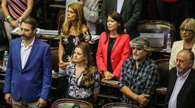 """Walter Correa en el Congreso: """"Tuvieron el poder del FMI que les bancó una campaña. Tuvieron el poder de la monarquía judicial. Tuvieron el poder de los medios y no les alcanzó"""""""