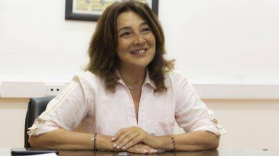 """""""Me defino como una maestra, militante de las causas populares y militante sindical"""""""