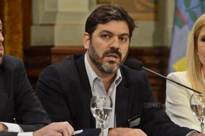 Bianco adelantó que buscarán avanzar con los municipios para poner en marcha el nuevo fondo de infraestructura