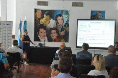 Se presentó el informe de la situación industrial de Ituzaingó