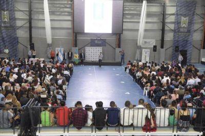 Se egresaron los alumnos del Plan FinES II en Malvinas Argentinas
