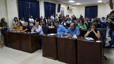 Lanús: el concejo aprobó la modificación del organigrama