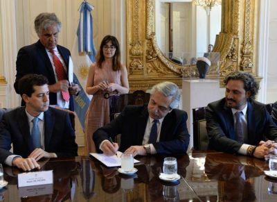 Emergencia económica: luces y sombras de la sanción de una ley clave para Alberto Fernández