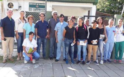 Dengue: en Ituzaingó continúan trabajando en la prevención