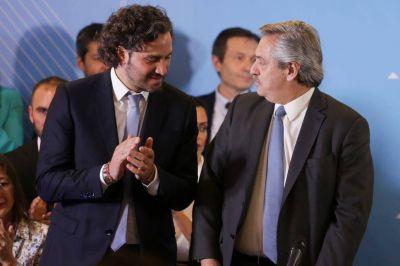 Santiago Cafiero aseguró que trabaja en un plan de ajuste del gasto político