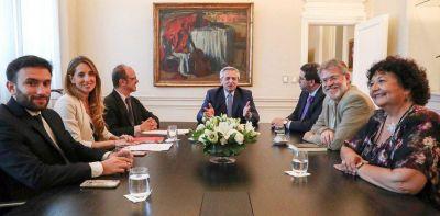 Nace un nuevo relato: Alberto Fernández busca acomodarse a una realidad de emergencia