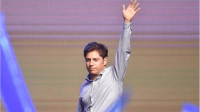Kicillof inicia la renegociación de la deuda de la provincia de Buenos Aires