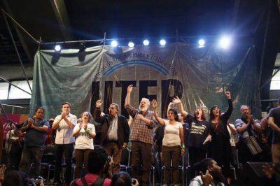 Movimientos sociales lanzaron en Ferro la Unión de Trabajadores de la Economía Popular (UTEP)