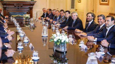 Redistribución, reformas de fondo y renegociación de la deuda, los primeros diez días de Alberto Fernández