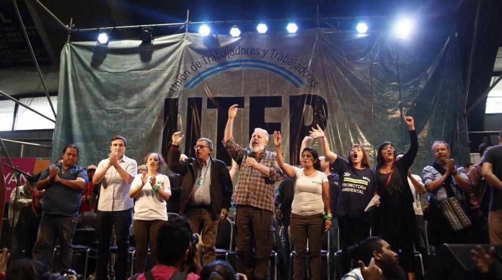 Los Cayetanos lanzaron su gremio y Fernández les dijo que eran parte del Gobierno