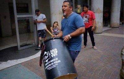 Trabajadores del Puerto reclamaron por mercadería