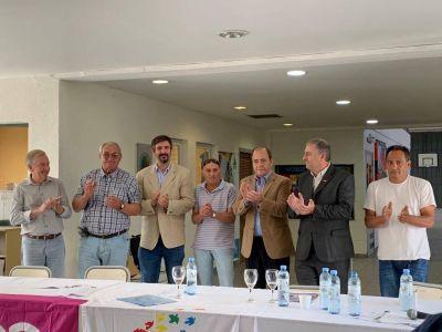 General Alvarado: Ianantuony firmó un acta de compromiso con Cooperar