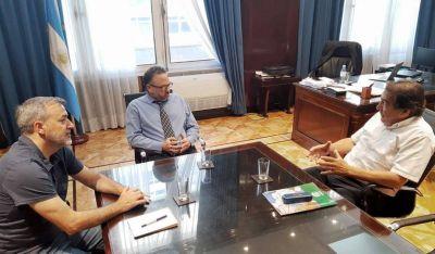 ATE le pidió a Kulfas reactivar las centrales y reincorporar a los despedidos por Macri