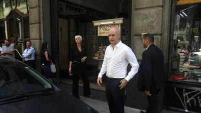 Larreta le recorta el poder a Angelici en la Ciudad
