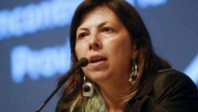 Batakis a Interior: es la designada por Wado para las negociaciones con Gobernadores