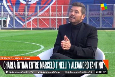 Marcelo Tinelli: