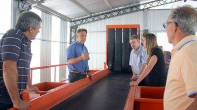 Abrirán una planta regional para tratar residuos urbanos en Firmat