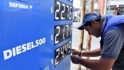 Precios: ¿Cuánto aumentará la nafta y el gasoil el 1º de enero?