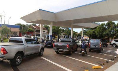 Repunta la venta de combustibles pese al contexto económico adverso