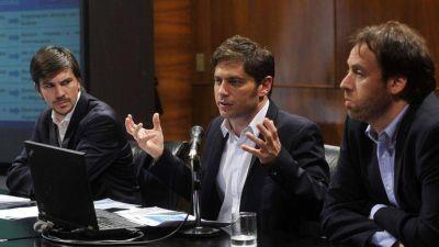 López, Bianco y Girard, los defensores de la Impositiva 2020