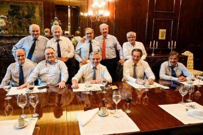El almuerzo de Alberto Fernández con sus amigos del PJ: la adrenalina en el poder y los proyectos que prepara