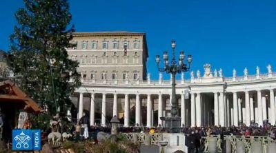 Papa Francisco: Para los cristianos el cielo no es un lugar lejano