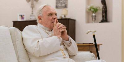 Una imagen irreal de Benedicto XVI