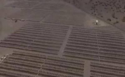 En pocos días entrarán en funcionamiento los parques solares Diaguitas y Tamberias