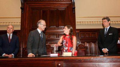 Por primera vez una sindicalista ocupará un lugar en el Consejo de la Magistratura