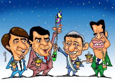 Chaco: se termina un 2019 marcado por las internas partidarias y el ocaso de importantes dirigentes