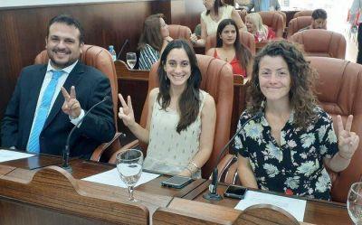 La nueva primera línea del peronismo en el Concejo Deliberante de San Martín