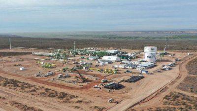 El shale suma gasoductos