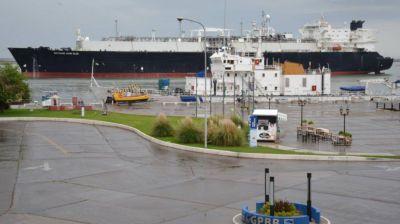 YPF se prepara para una nueva exportación de GNL producido en Bahía Blanca