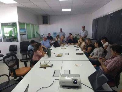 Empresa expuso sobre plan de tratamiento de residuos que será evaluado por el Municipio
