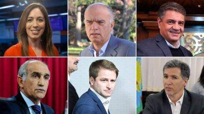 """Ley impositiva: quiénes se sentaron junto a Vidal en la """"mesa redonda"""" de Cambiemos en la provincia de Buenos Aires"""